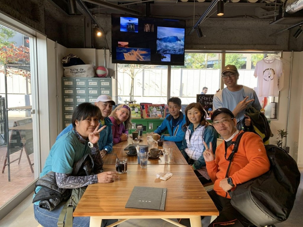 Kashiwanoha cafe 2