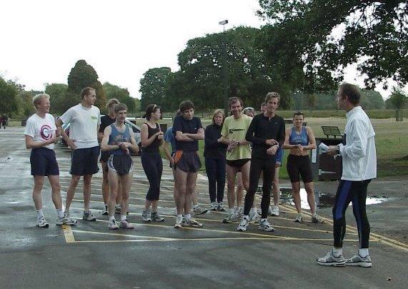 First parkrun 2004 (1)