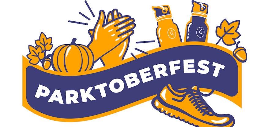 parktoberfest banner
