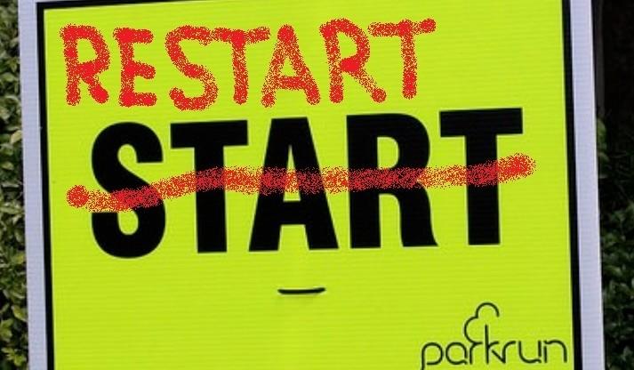 restart - parkrun