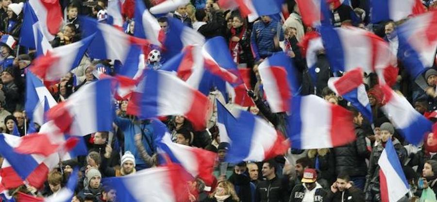 France Ukraine Wcup Soccer