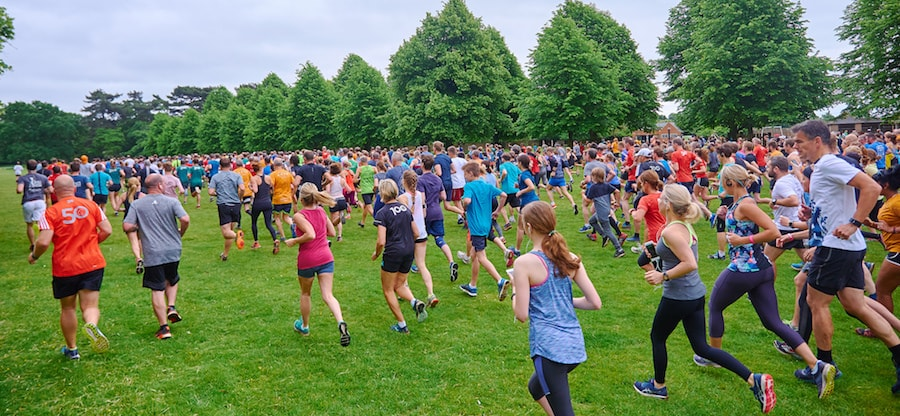 parkrun cover image