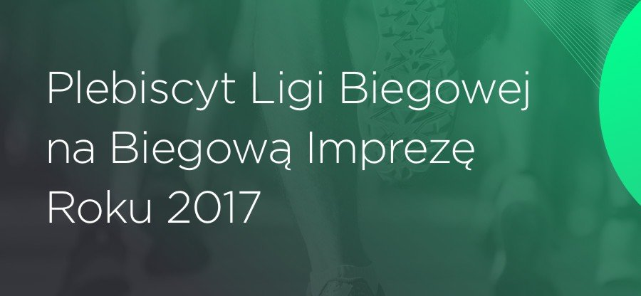 Liga Biegowa - Plebiscyt