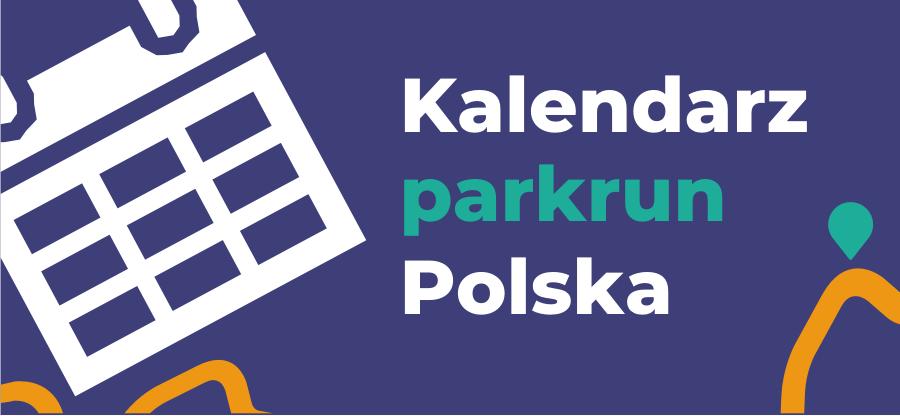 Kalendarz parkrun Polska