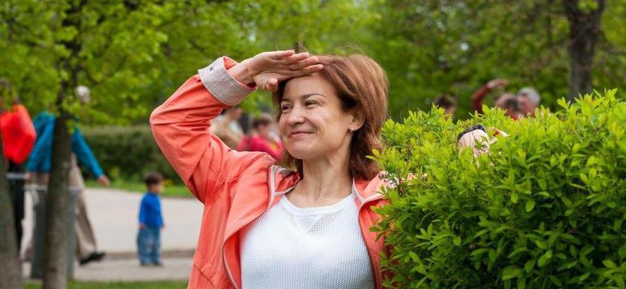 Марина Загорская