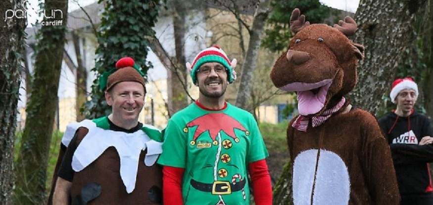 parkrun christmas newsletter