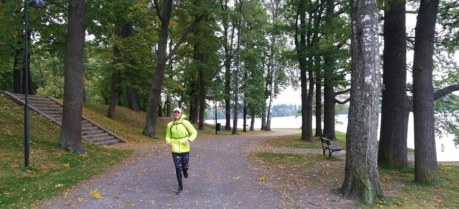 Tampere parkrun newsletter pic