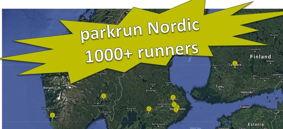 1000 Nordic parkrunners header