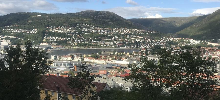 Bergen cover