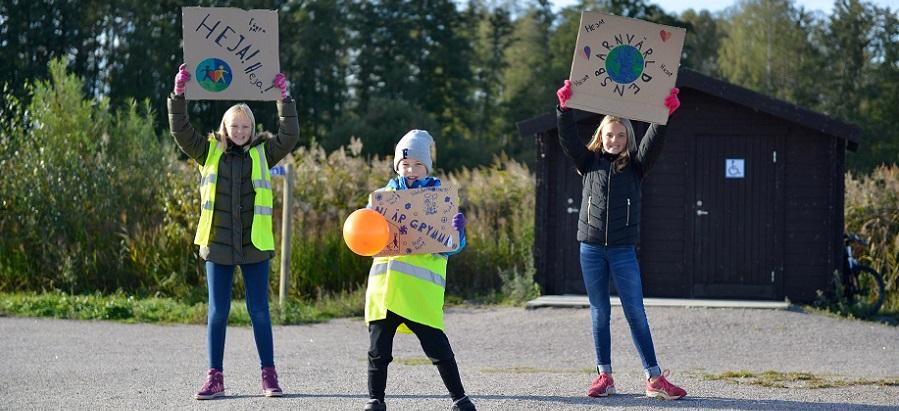 Örebro volunteering cover pic
