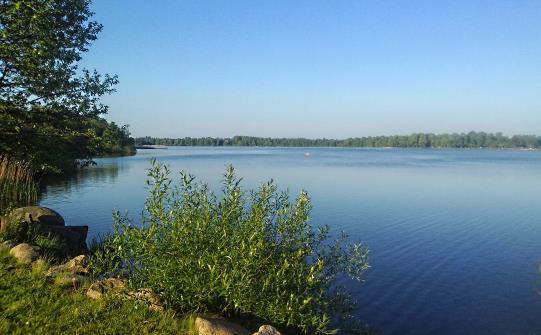 Växjö sjön 2