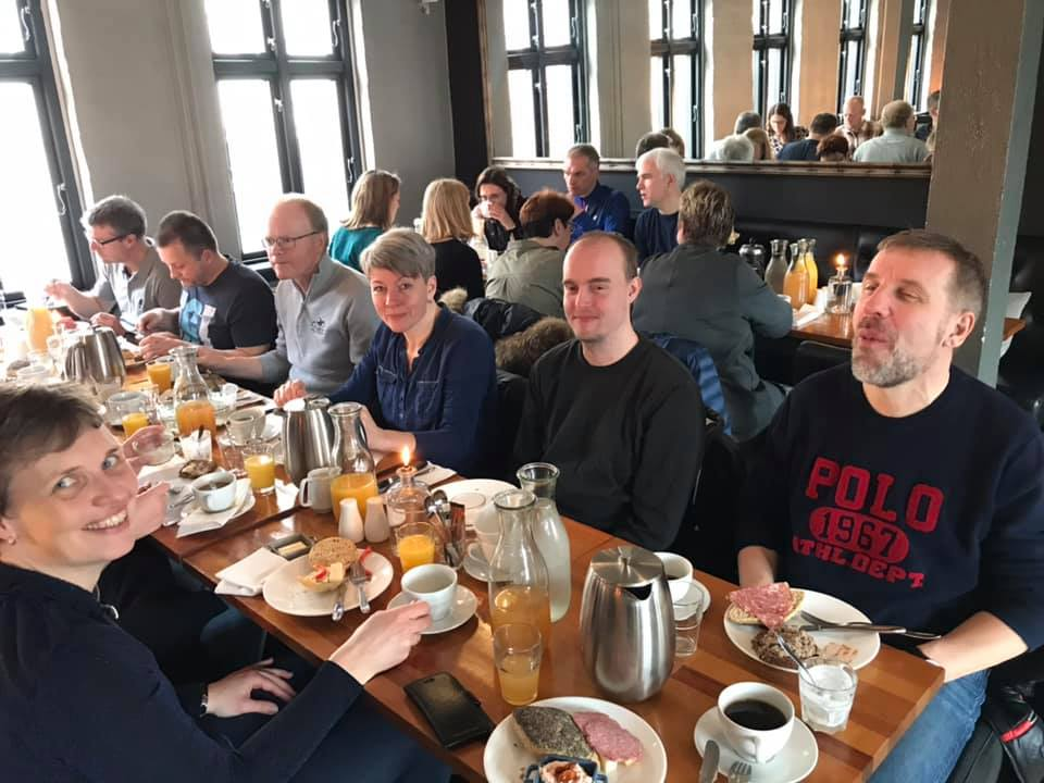 Esbjer brunch