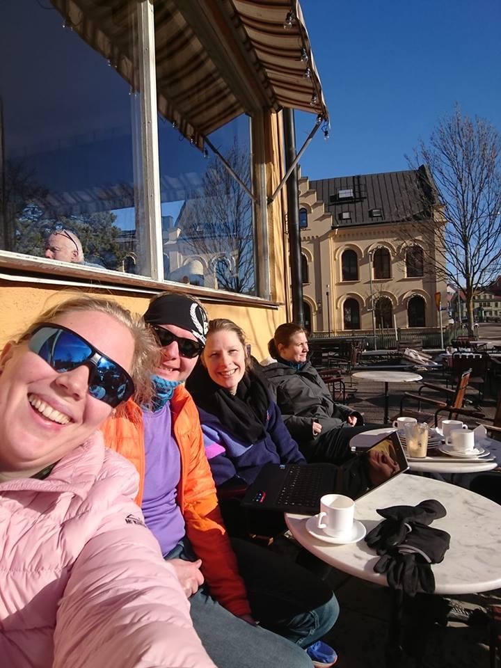 Uppsala cafe