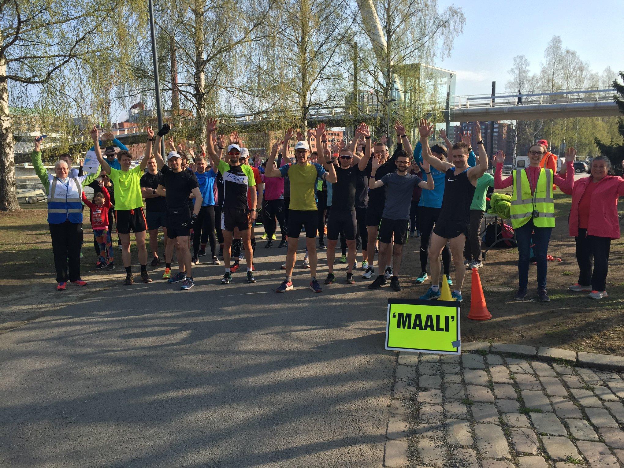 Tampere start