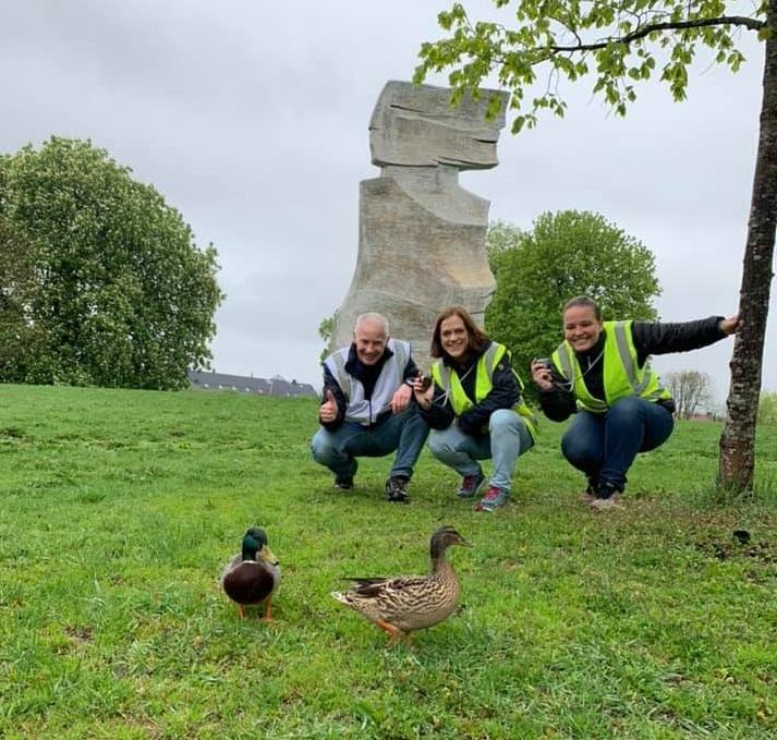 Toyen 2 ducks