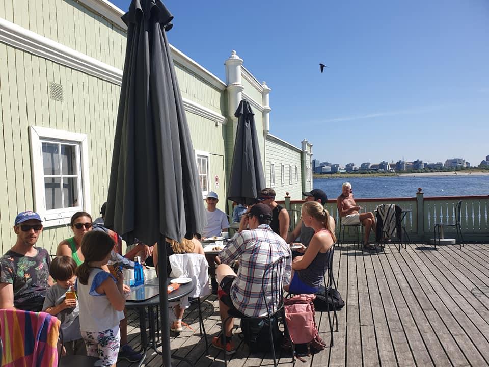 Malmö cafe