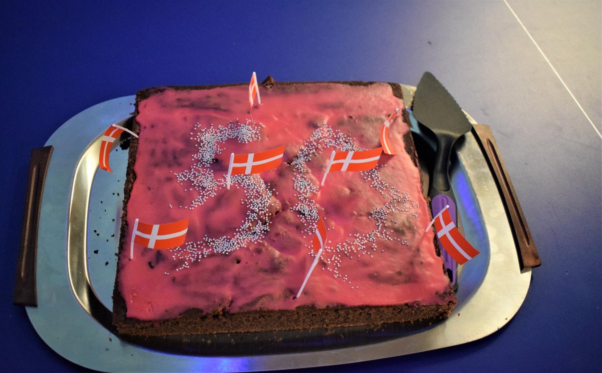 Vejen cake