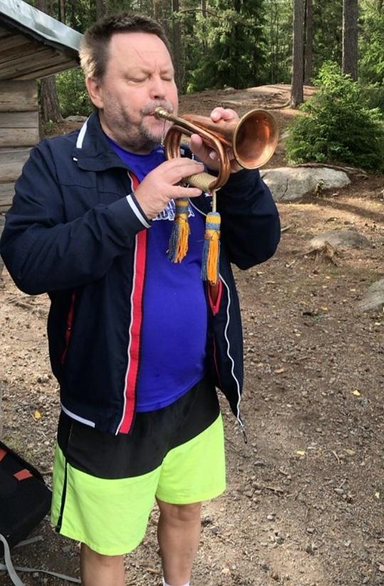 Huddinge bugle