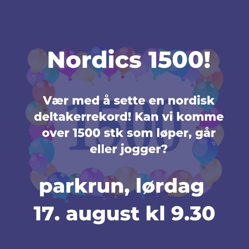 Nordics 1500 Norwegian