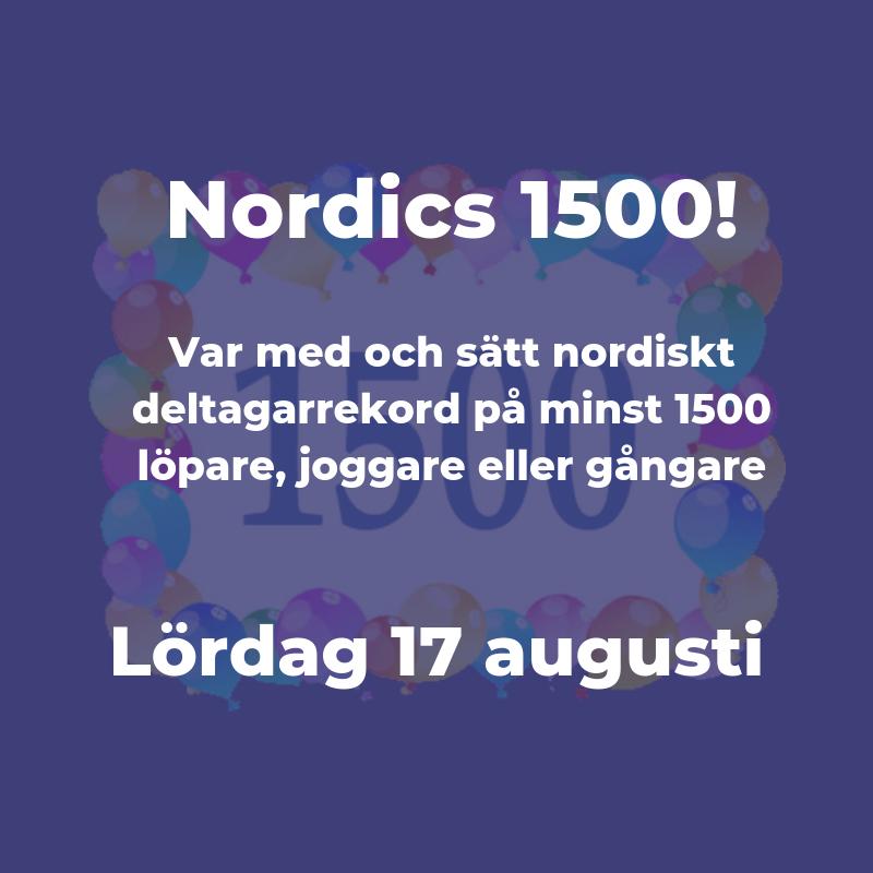 Nordics 1500 Swedish