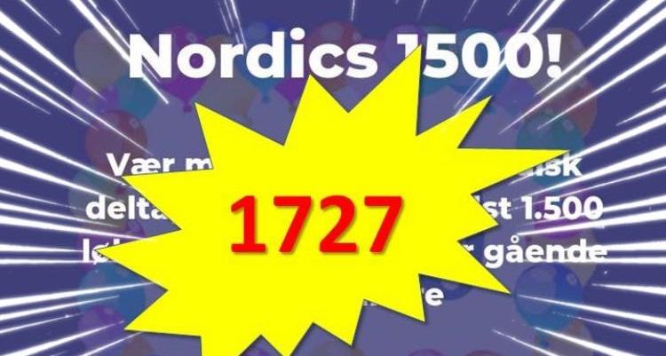 Nordics 1500 cover