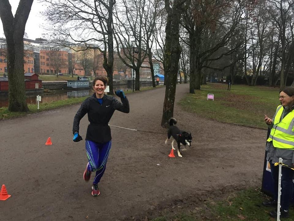 Uppsala dog