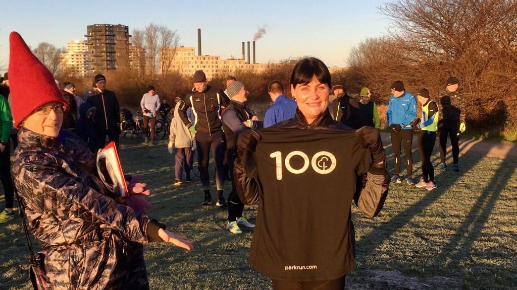 Eva Gjerløv Bangsgaard 100