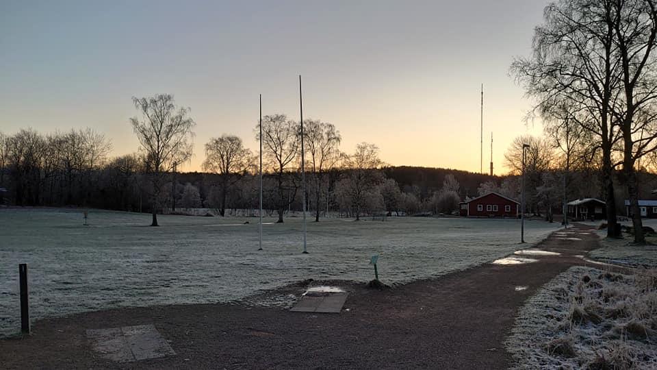 Skatås frost