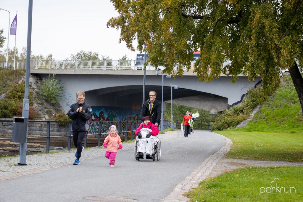 Tampere wheelchair