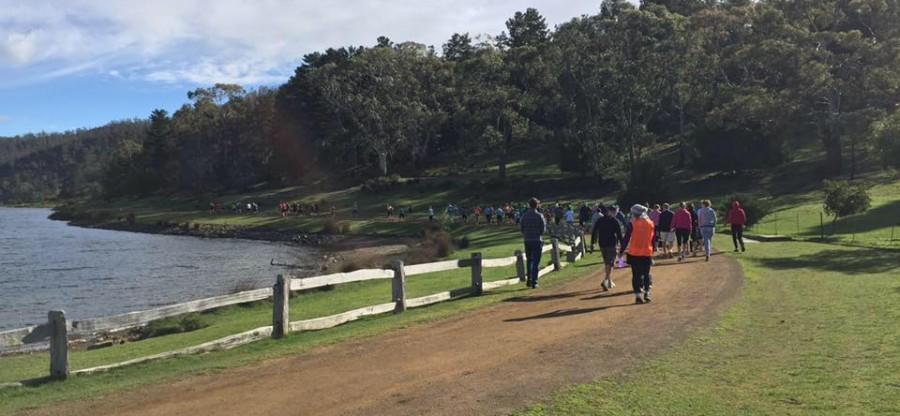 Hobart parkrun