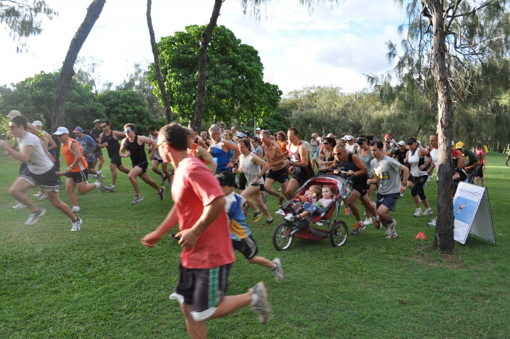 Main Beach parkrun event #1