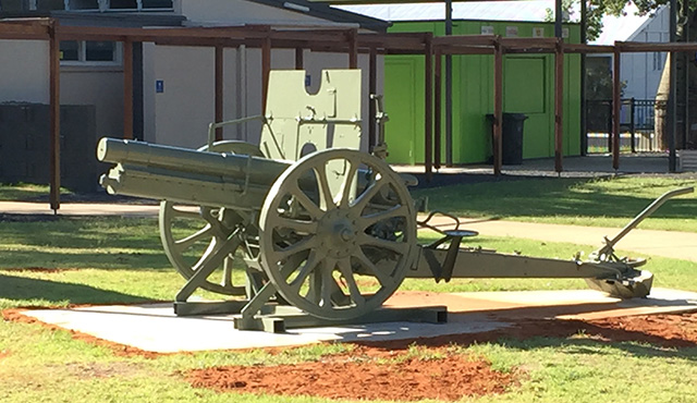 German-Field-Gun