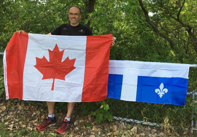 Gregory bags another Canadian parkrun