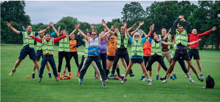 photo courtesy of parkrun uk blog