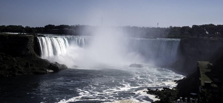 parkrun tourism in the Niagara Falls region