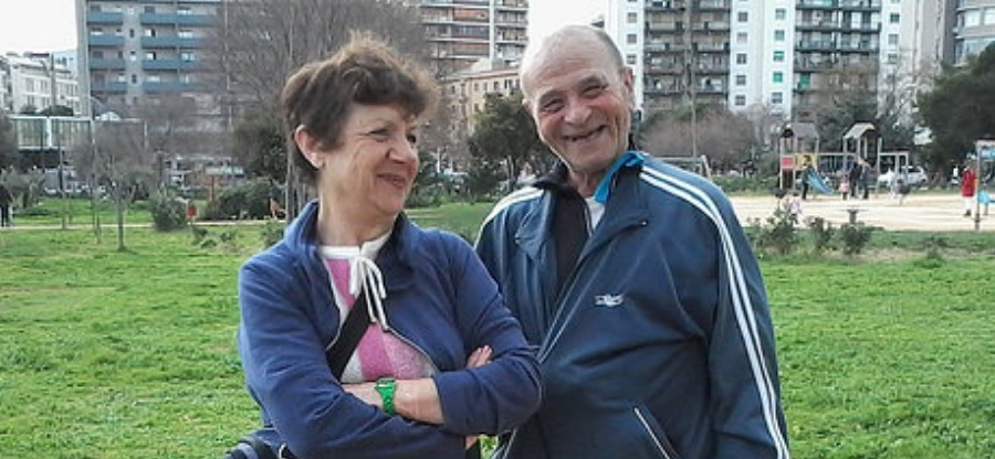 Anna e Pippo Caronna