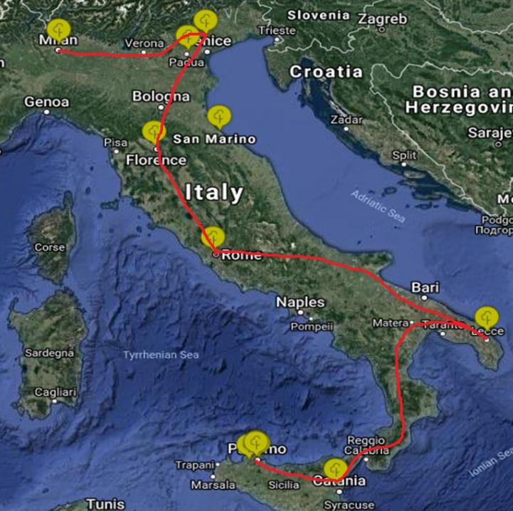 Italia parkrun