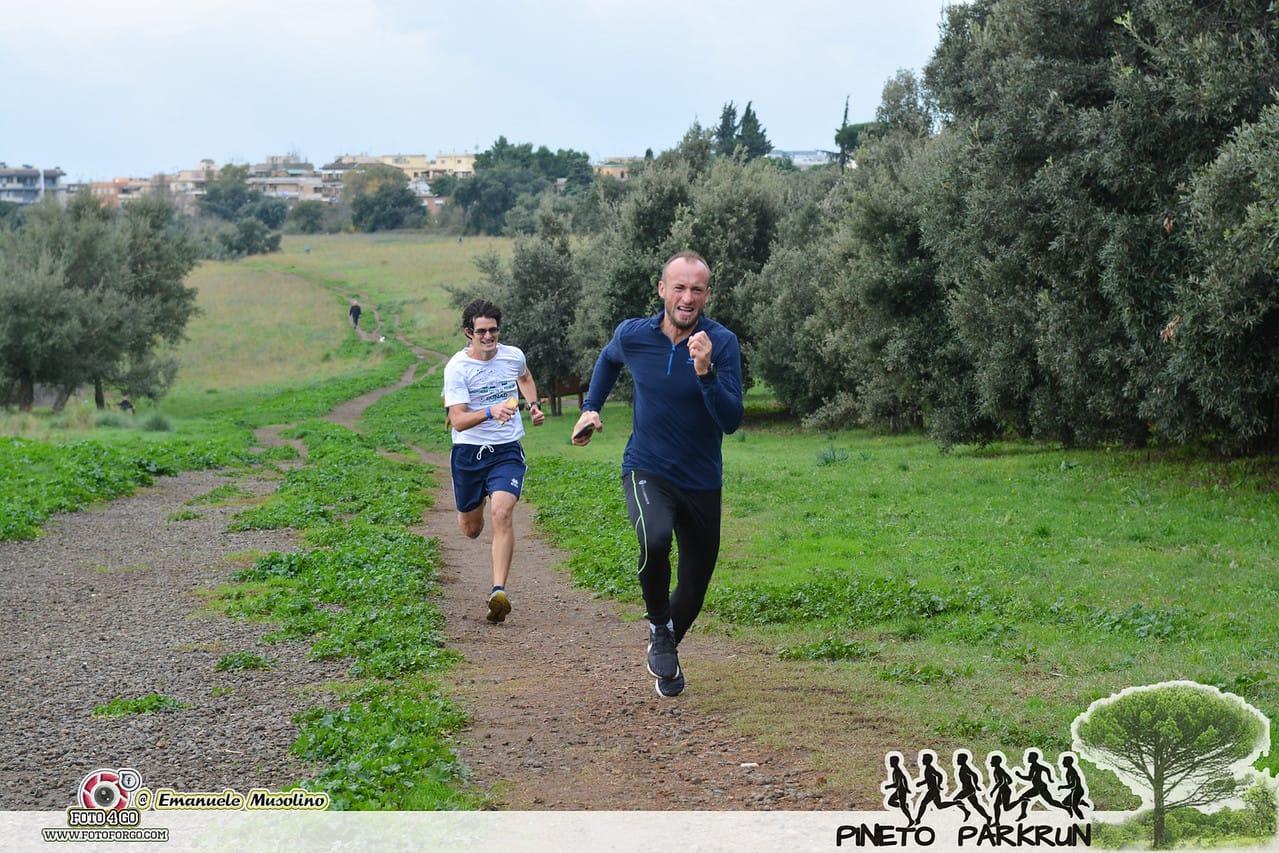 roma pineto sprint finale
