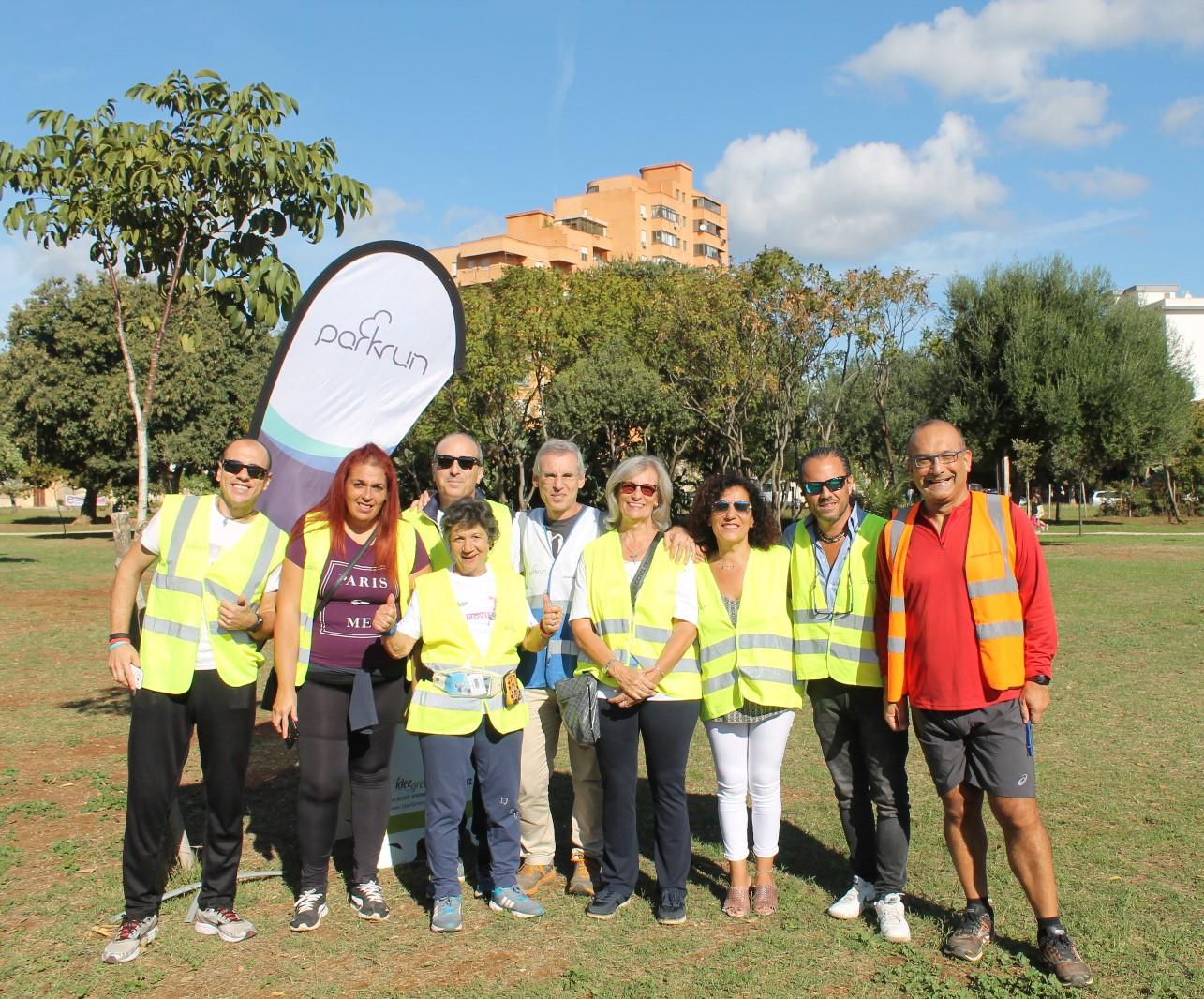 volontari Uditore-Foro Italico