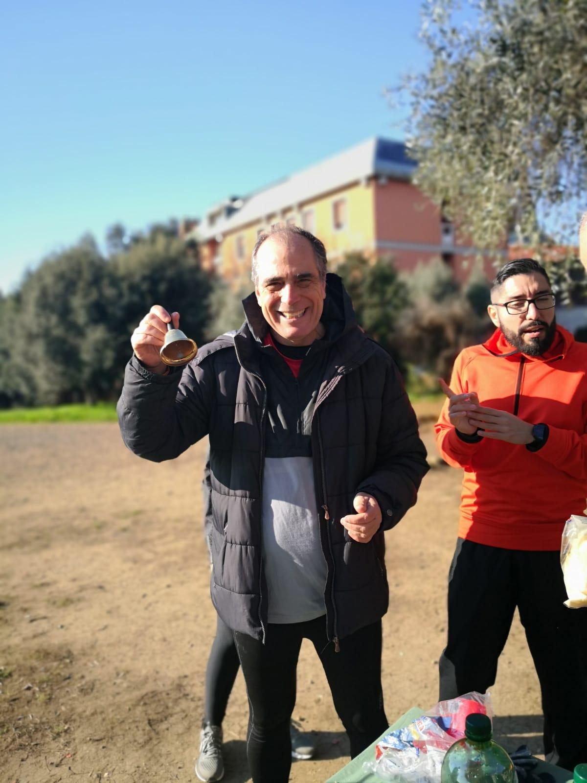 roma pineto pb con tre gambe