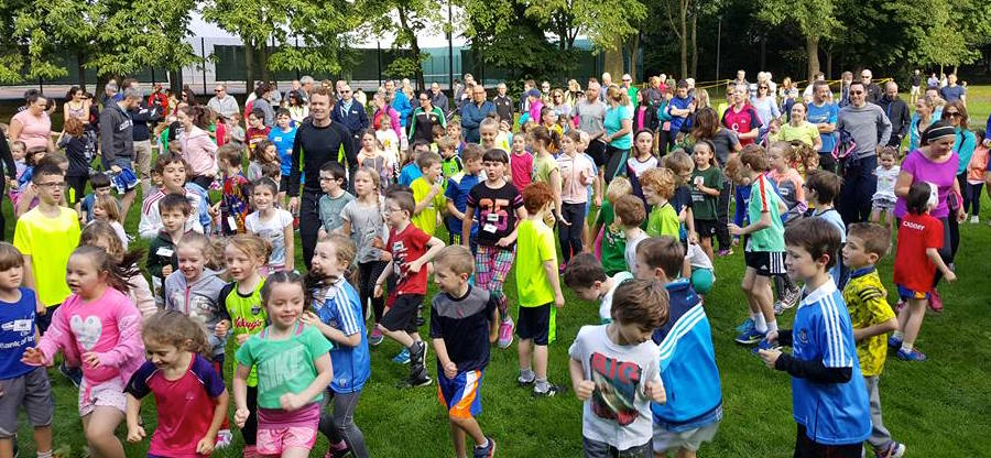 Albert College junior parkrun