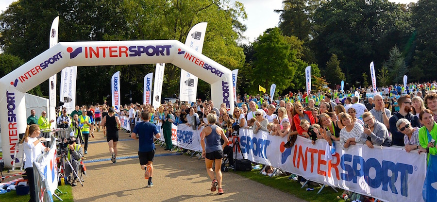 meilleures baskets af906 fa718 Intersport and parkrun helping to bring the community ...