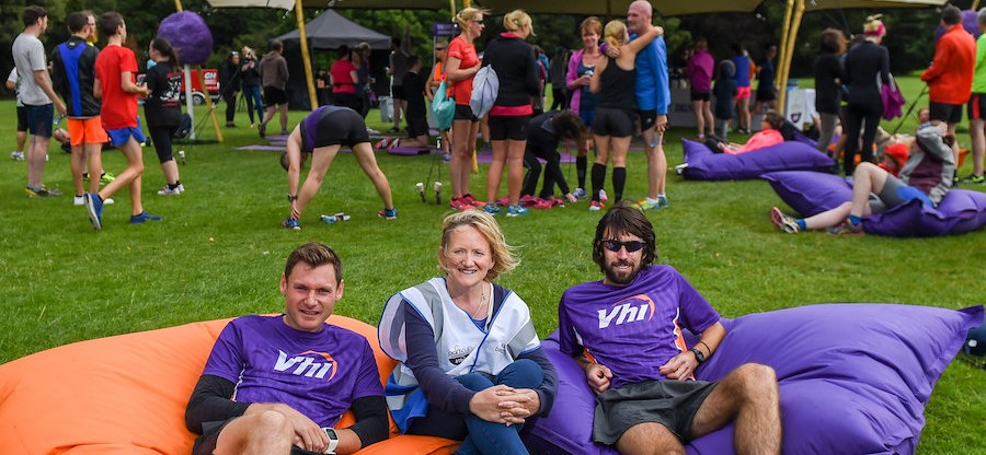 Vhi Special Event at St Anne's parkrun