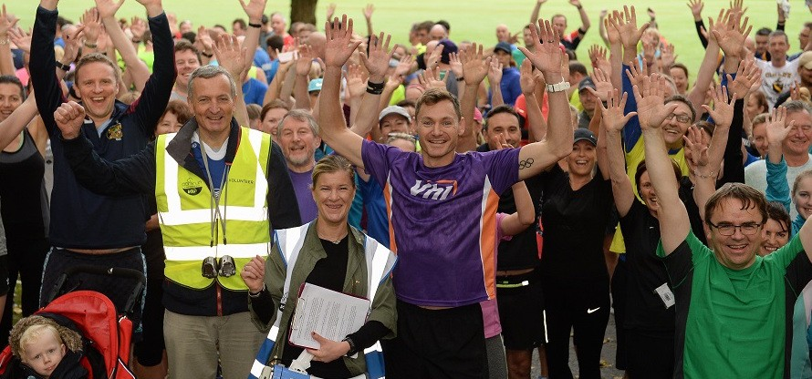 Vhi Special Event at Malahide parkrun