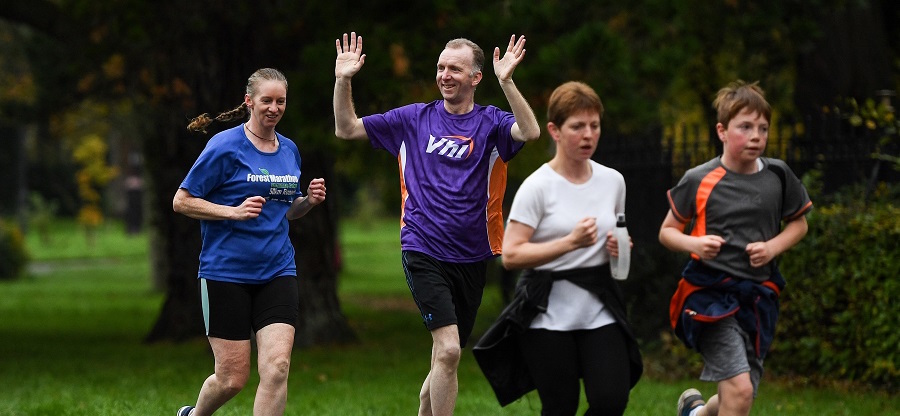 Vhi Special Event at Tralee parkrun