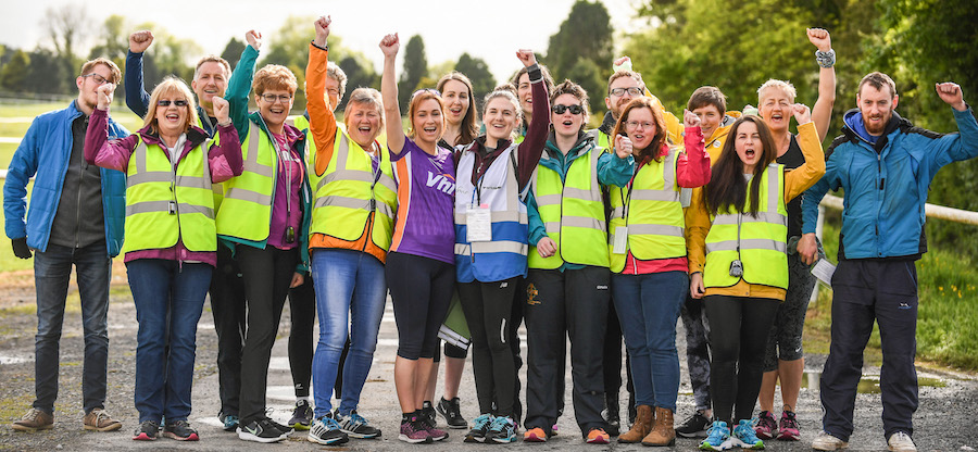 Clonmel parkrun in partnership with Vhi