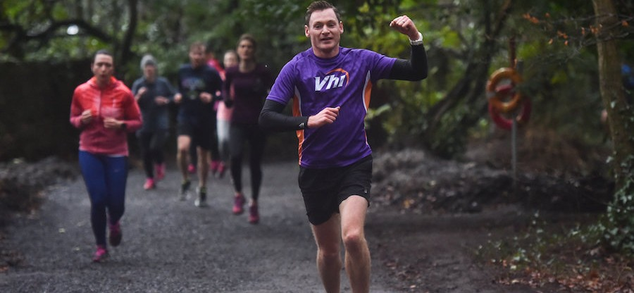 Vhi Special Event at Bushy Park parkrun