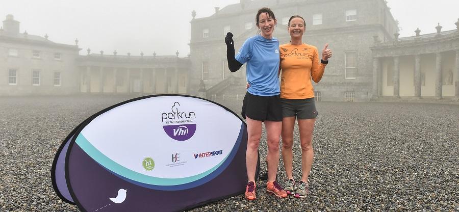 Russborough parkrun in partnership with Vhi
