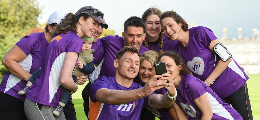 Vhi Special Event at Kilkenny parkrun