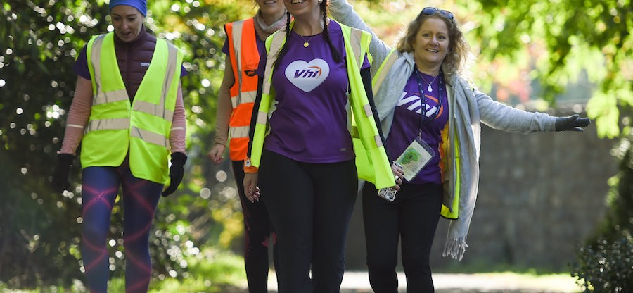 Kilkenny parkrun in partnership with Vhi